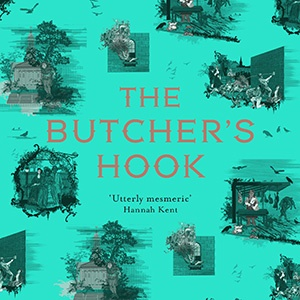 book, book review, the butchers hook, janet ellis
