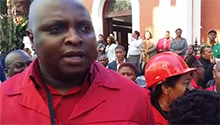 'We are going to open a criminal case against those thugs' - EFF