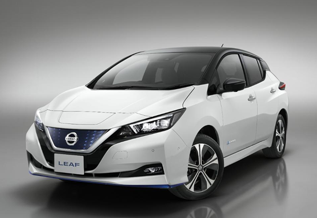 Nissan Unveils New Leaf Car After Ghosn S Arrest Delays It Wheels24
