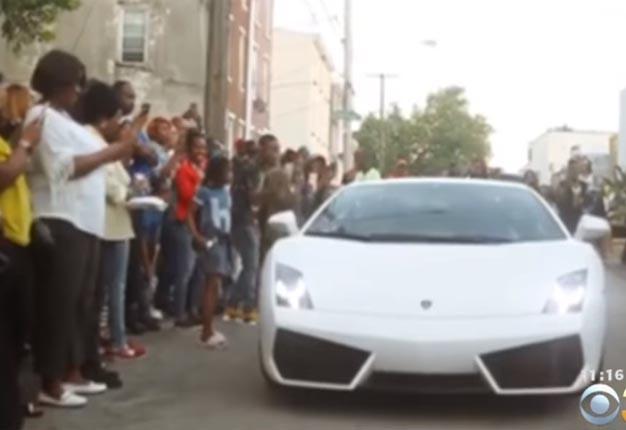 This Mom Splurged R318 000 On A Rolls Royce Lambo And A