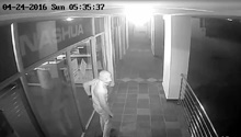 WATCH: Laid-back thieves steal electronics worth R100 000