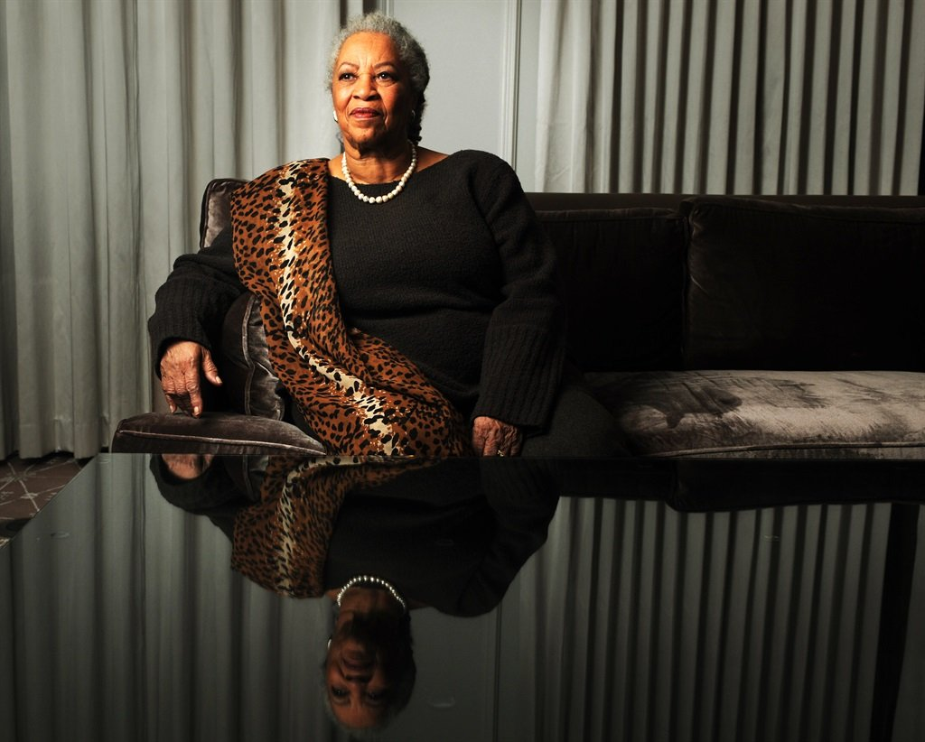 Toni Morrison poses for a portrait at the Four Season's Hotel in Washington, D.C., on Wednesday, December 3, 2008. (Photo by Nikki Kahn/The Washington Post/Getty Images)