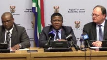 Mbalula's list of punitive measures for slow transformation