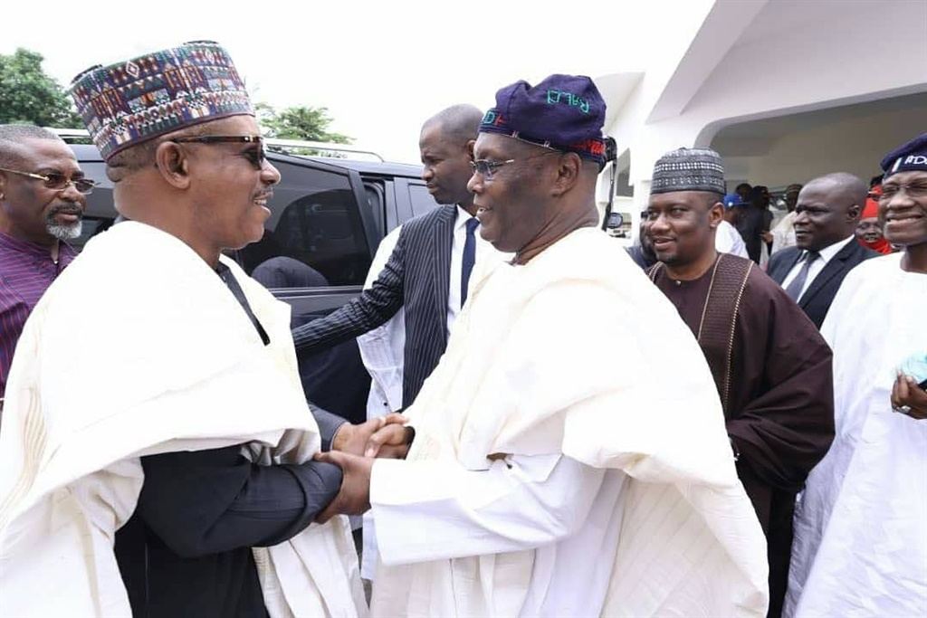 Atiku Officially Declares To Run For President Under PDP
