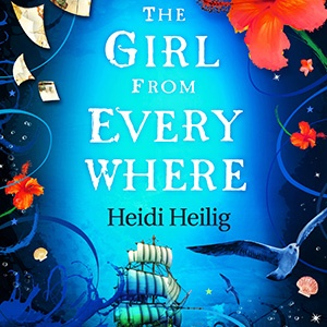 book, book club, book review, the girl from everyw