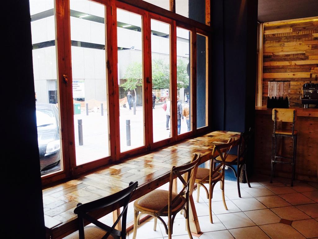 nomda,breakfast,cape town,rustic,menu,food24,coffe