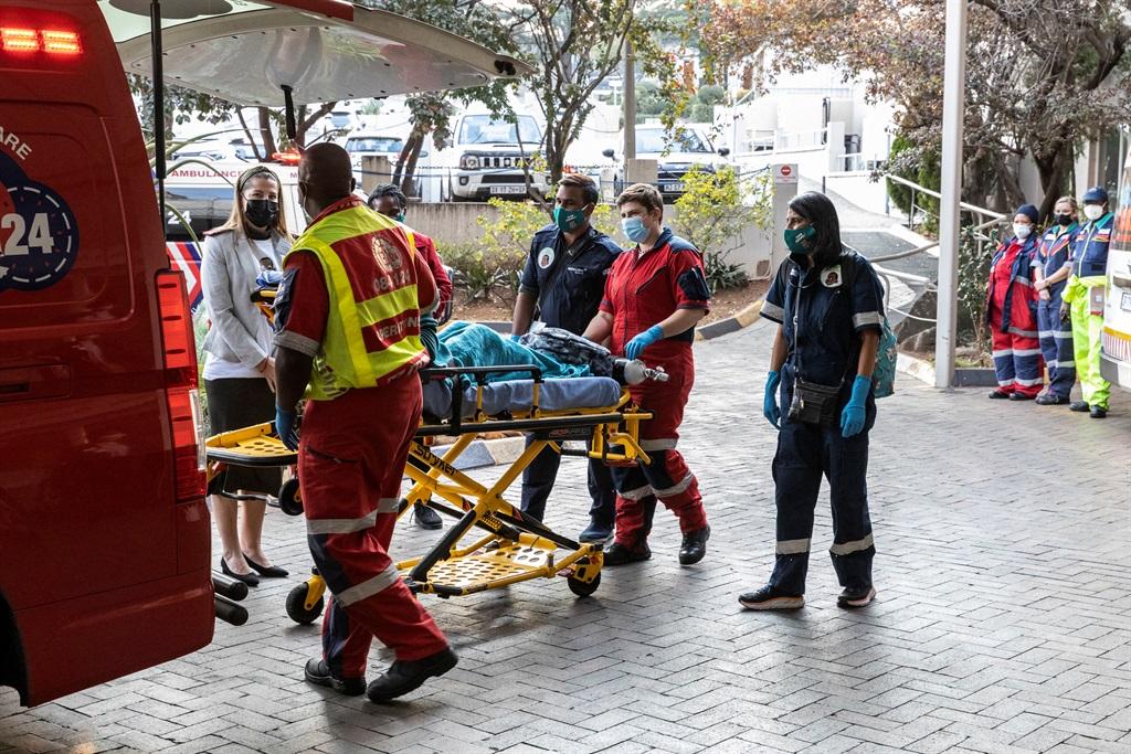 9-year-old Rodwell Khomazana was mauled
