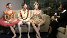 WATCH: Find out how you can get your tickets to Coppelia the ballet