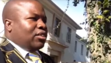 WATCH: Zimbabwean student excited to see Mugabe at Fort Hare