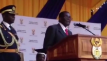 WATCH: Robert Mugabe reminisces on being a student at Fort Hare
