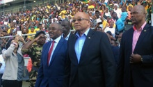 ICYMI: Zuma dances at National Prayer Day