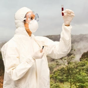 An Ebola vaccine for humans may soon be available.