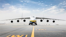 World's biggest aircraft touches down in Dubai