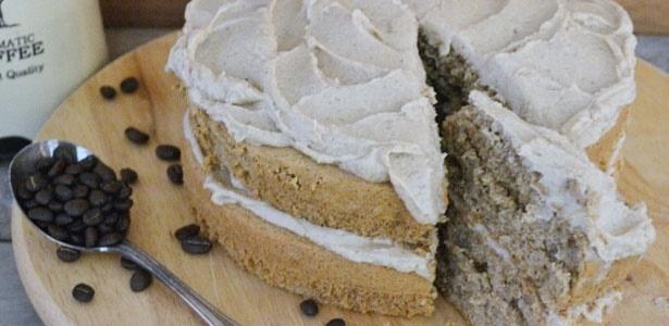 sponge cake,recipe,coffee,cinnamon