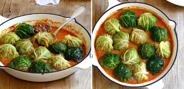 food24,cabbage, meatballs, recipes,