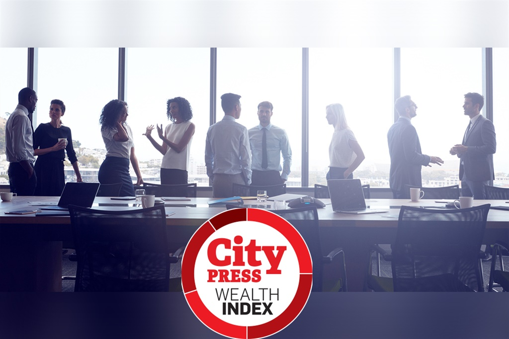 Wealth Index: SA's corporate elite – whiter than ever | City