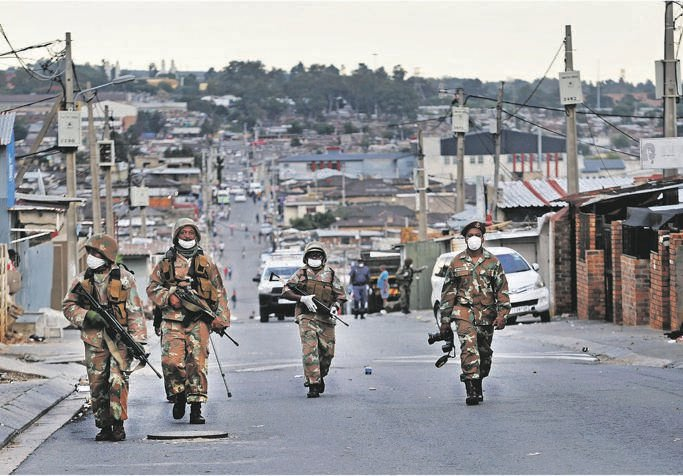 Lockdown: Some Alexandra residents ready to defy quarantine orders if they test positive - News24
