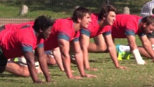WATCH: Etzebeth, De Jager are 'big mates' - Bok coach