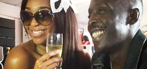 Michael K. Williams, Minnie Dlamini