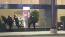 WATCH: Witness captures moments snipers fire shots in Dallas