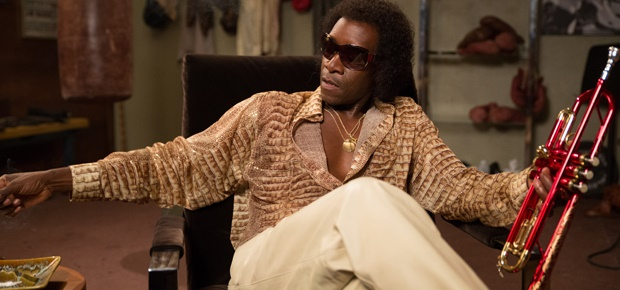 Don Cheadle in Miles Ahead. (Ster-Kinekor)