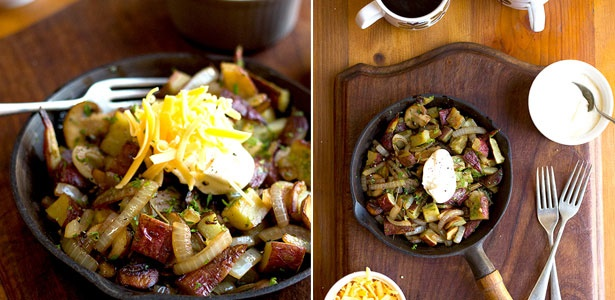 recipe, breakfast, vegetables, hash