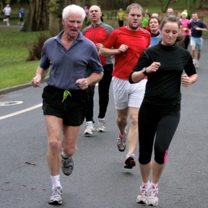 Older runners just as energy efficient