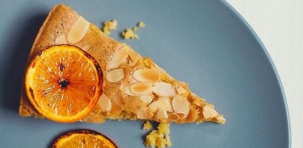 recipe, bake, oranges, almonds, sweet