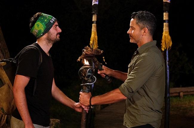 Survivor SA: Immunity Island