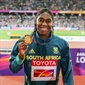 Sports minister hails Team SA on World Champs