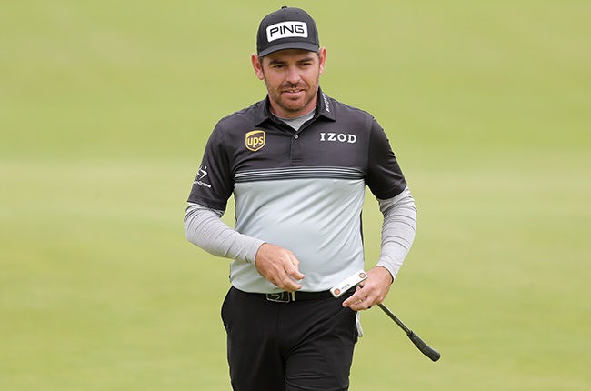 Louis Oosthuizen. (Photo by Richard Sellers/PA Images via Getty Images)
