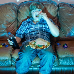 avoid your child becoming a couch potato