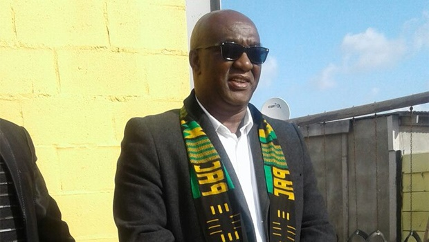 Expelled PAC president Luthando Mbinda in dock for allegedly defrauding party out of millions - News24
