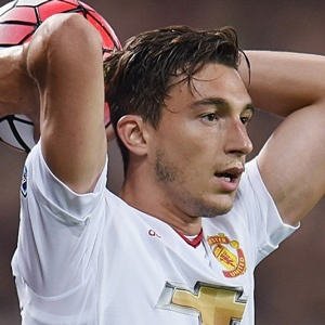 Matteo Darmian.(Getty Images)