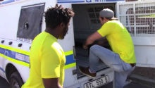 Boks in a cop van? Watch the latest #LoveRugby video