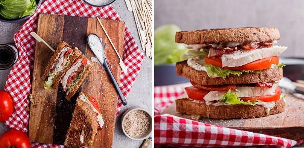 Turkey, BLT,  sandwich, jalapeno mayo, recipes,phi