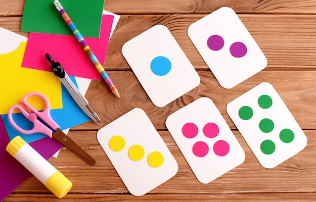 11 games to play with your preschooler to boost math skills