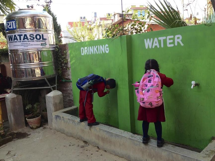 Clean Drinking Water One Man S Mission To Find Solutions