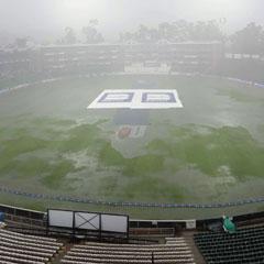 Rain delays start of Day 1 of Wanderers Test - Sport24