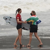 Team SA guaranteed another medal as surfer Buitendag makes final in Tokyo