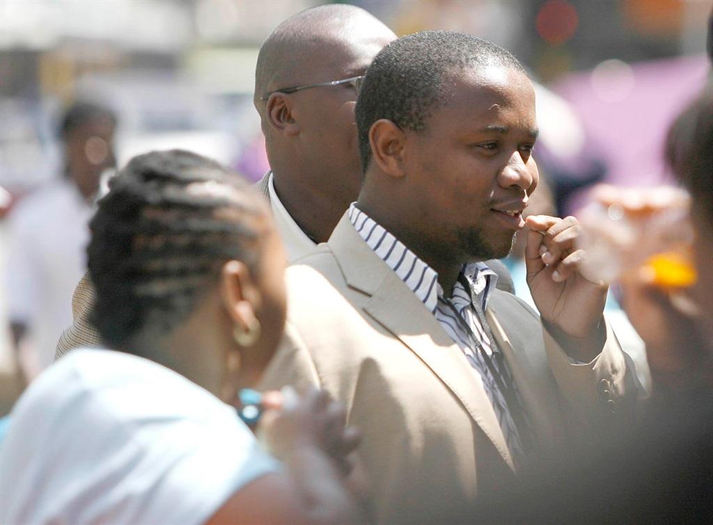 Edward Zuma.Picture: Felix Dlangamandla