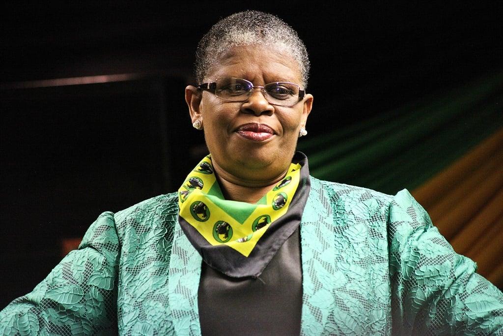 Zandile Gumede, ANC's eThekwini mayoral candidate. Picture: Siyanda Mayeza