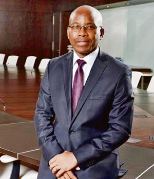MTN SA CEO Mteto Nyati. PHOTO: MTN