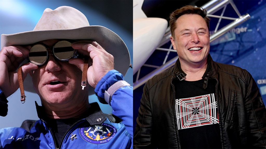 A government watchdog just rejected Bezos' protest of NASA awarding a contract to Musk's SpaceX