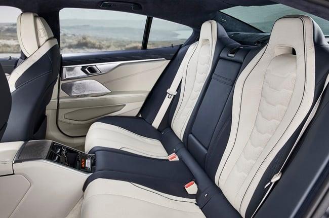 BMW M850i xDrive Gran Coupe