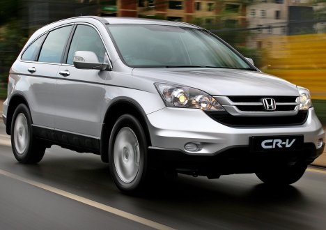 Honda Adds Auto To Diesel Cr V Wheels