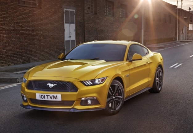 Sa Bound Mustang S 0 100 Time Revealed Wheels24