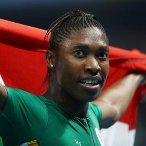 Caster Semenya wins gold at Rio 2016 (Getty)