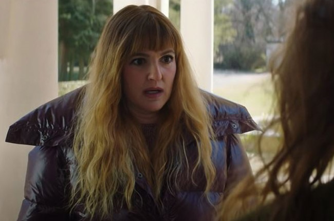 Drew Barrymore in The Stand In.