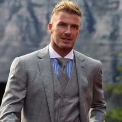 David Beckham (Gallo Images)